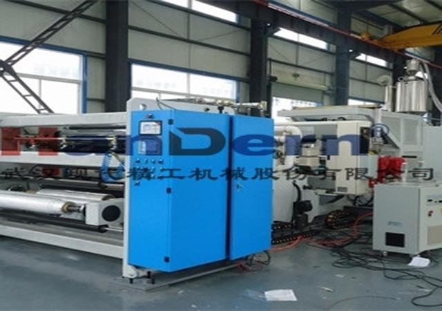 PCTFE薄膜生产线
